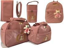 kit bolsa saída maternidade com Mochila - MK BABY