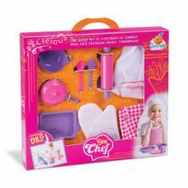 Kit bom chef menina 425 / un / orange toy -