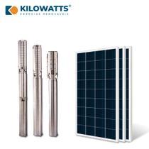 Kit Bomba Solar 5 HP - 4SP14- 8 - VAZÃO 25.500 L/H ATÉ 96M - Balfar Solar