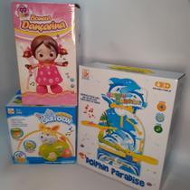 Kit Brinquedos na Quarentena Diversão e Alegria Infantil - Emporio Magazine