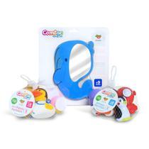 Kit Briquedos de Banho 1 - Comtac Kids -
