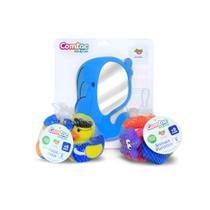 Kit Briquedos de Banho 2 - Comtac Kids -