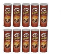 Kit C/10 Batata Pringles Churrasco - 120g -