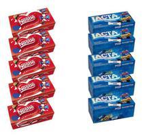 Kit C/10 Caixas De Bombom - Nestle E Lacta - Nestlé