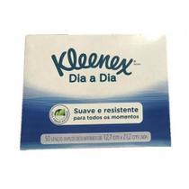 Kit C/10 Lenço De Papel Kleenex C/50 -