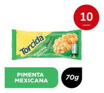 Kit C/10 Torcida 70g Pimenta Mexicana -