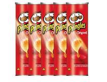 Kit c/ 10 unidades de Batata Pringles original 114 g -