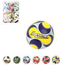 Kit c/ 12 Bolas Macia Anti Stress Soccer Fisioterapia 6 Cm - 129703 - Wellmix