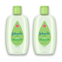 Kit c/ 2 Colônia JOHNSONS Baby Lavanda 200 ml -