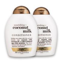 Kit c/ 2 Condicionador OGX Coconut Milk 385ml -