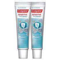 Kit C/ 2 Creme Dental Colgate Sensitive Pro-Alívio 50g -