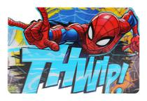 Kit c/ 2 Jogo Americano p/ Mesa Spiderman Marvel Homem Aranha - 133882 - Etilux