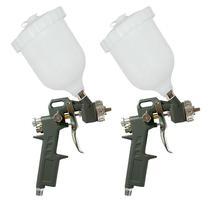 Kit c/ 2 Pistolas de Pintura 500 ML PRO 500 LDR2 -