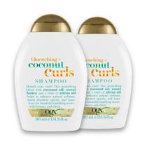Kit c/ 2 Shampoo OGX Coconut Curls 385ml -
