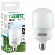 Kit c/ 2un - Lampada Led Alta Potência Taschibra 20W 6500K -