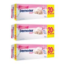Kit c/ 3 Dermodex Prevent Creme 30g -