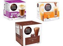 Kit C/3 Dolce Gusto C/16 Chococino / Caramel / Mochaccino - Nescafé Dolce Gusto