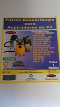 Kit c/3 Sacos Descartáveis Aspirador Electrolux A-20 - Oriplast