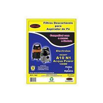Kit c/3 Sacos Descartáveis Aspirador Electrolux A10 N1 - Oriplast