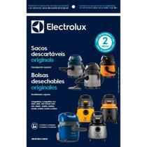 Kit c/ 3 Sacos Descartáveis Aspirador Electrolux AQP20 -