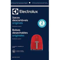 Kit c/ 3 Sacos Descartáveis Aspirador Electrolux Nano/ Neo 30/ Neo 31 -