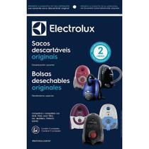 Kit c/ 3 Sacos Descartáveis Aspiradores Electrolux One / Trio / Ingenio / Twenty / Sonic -