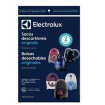 Kit c/ 3 Sacos Descartáveis Aspiradores Electrolux Sonic - Eletrolux -