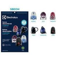 Kit c/ 3 Sacos Descartáveis Aspiradores Electrolux Sonic - Eletrolux