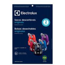 Kit c/ 3 Sacos Descartáveis p/ Aspiradores de Pó Modelos: Berry Electrolux (SBEBE) -