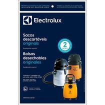 Kit c/ 3 Sacos Originais p/ Aspiradores Electrolux: A20 Novo, GT 3000, GT30N (CSE20) -