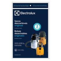 Kit C/ 3 Sacos P/ Aspirador De Pó A20 e GT3000 - Electrolux -