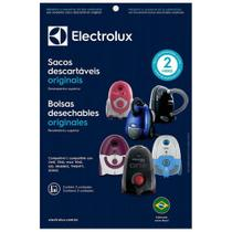 Kit c/ 3 sacos para aspirador sbeon - electrolux - Eletrolux