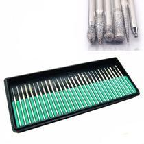 Kit C/ 30 Brocas Lixa Para Lixadeira De Unhas Elétrica Manicure Profissional - RPC
