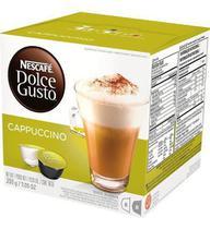 Kit C/32 Cápsulas Nescafé Dolce Gusto Cappuccino - 2 Caixas -