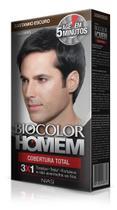 Kit C/6 Tonalizante Biocolor Homem Tipos a Escolher -