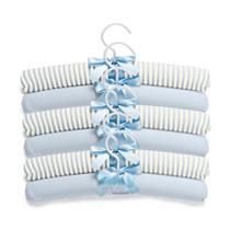 Kit Cabides Little Dreamer 6 Un. 100% Algodão Azul  Hug -