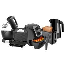 Kit Cadence Black Cook Fryer -