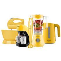 Kit Cadence Colors Amarelo Jolie Completo -