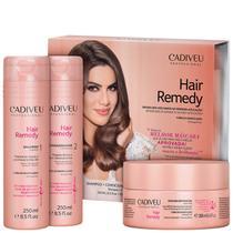 Kit Cadiveu Professional Hair Remedy Reparador (3 Produtos) -