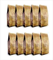 KIT Café Notre Dame Superior Grão 500G  10 pacotes - Café Premium -