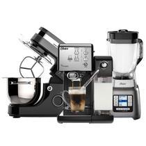 Kit Cafeteira Primalatte - Batedeira e Liquidificador Active Sense Oster -