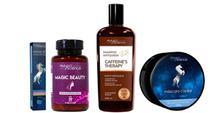 Kit caffeine's therapy e magic beauty e masc e ampola - Magic Science