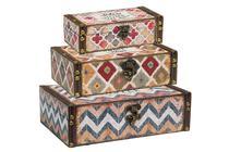Kit caixa - 3 pcs - Mart