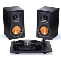 Kit Caixa Som R-15PM Toca Disco Project RPM3 - KLIPSCH -