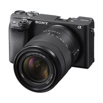 Kit Câmera Sony A6400 4k + 18-135mm F/3.5-5.6 Oss -