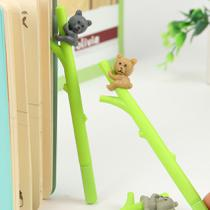 Kit caneta urso - 5un - Import