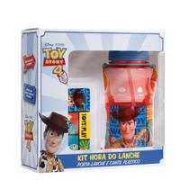 Kit Cantil + Porta-Lanches Toy Story Oficial Disney -