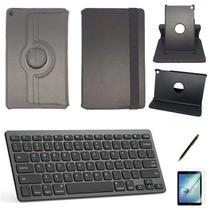 Kit Capa 360/Can/Pel/Teclado Galaxy Tab S6 Lite P615 - Preto - Global Cases