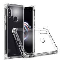 Kit capa anti impacto para Motorola one + pelicula 3D - Crystal