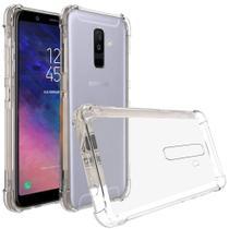 Kit Capa Anti Shock + Pelicula Protetora de Vidro para Samsung Galaxy J8 - Pixprime